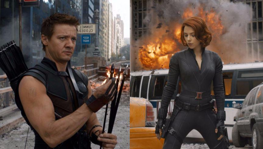 Avengers: Endgame Theory Black Widow Hawkeye Ronin
