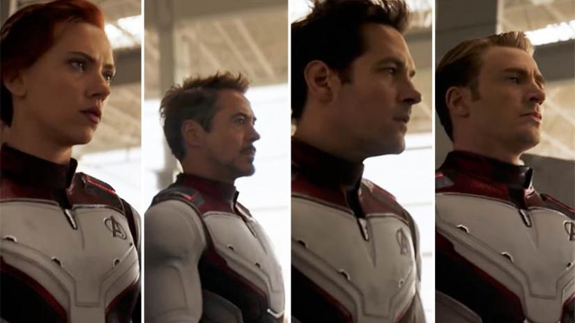 Photo of Greatest Ever Look at Quantum Realm Suits Revealed in New Avengers: Endgame TV Spot
