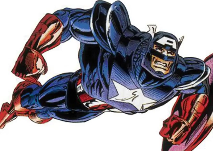Captain America Facts Marvel
