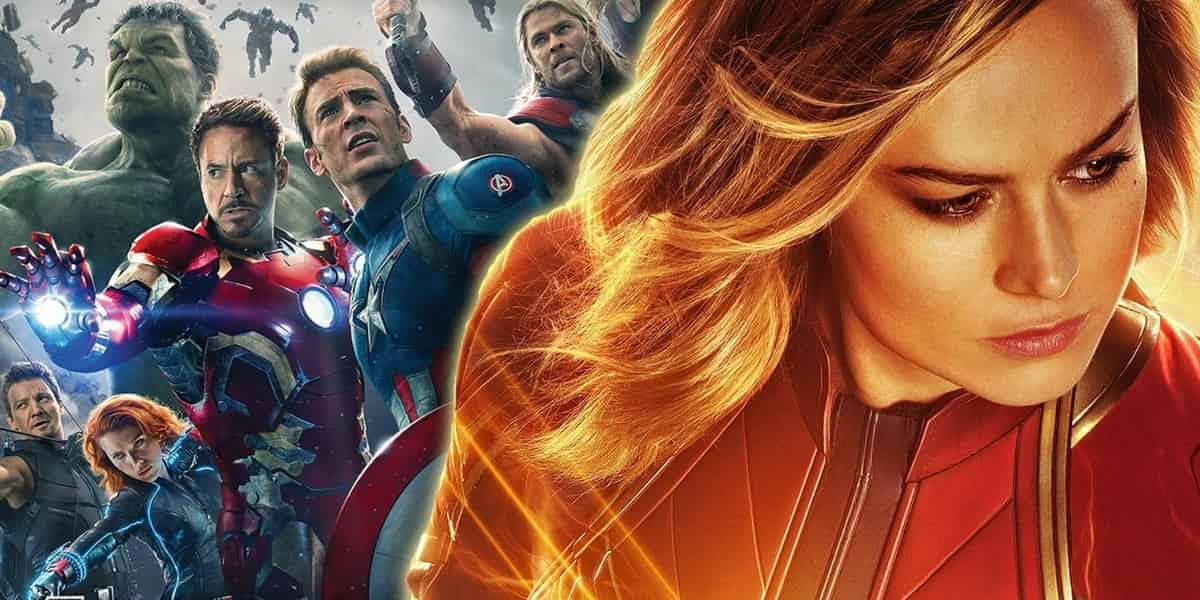 Photo of Captain Marvel Explains How The Avengers Got Their Name in The MCU