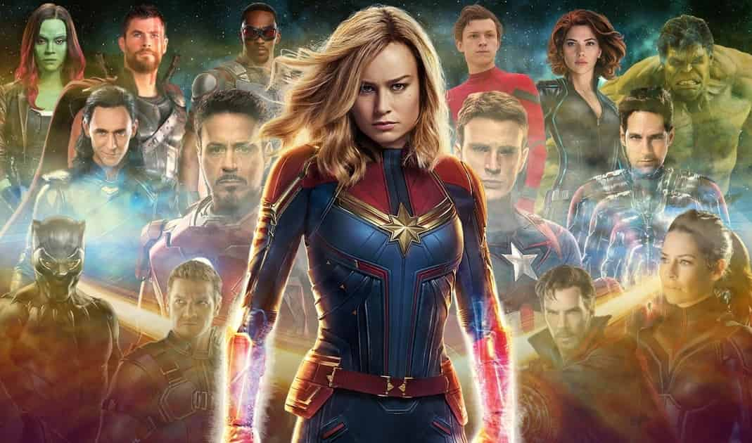 Photo of Captain Marvel Thrusts The MCU Box Office Total Closer to $18 Billion Worldwide