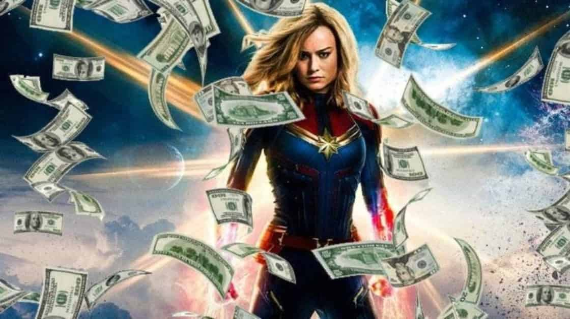Captain Marvel Avengers Hulk
