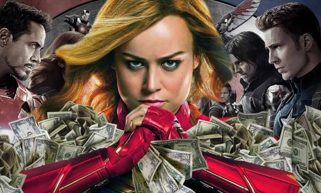 Photo of Captain Marvel Becomes The 10th Superhero Movie to Join The Billion Dollar Club
