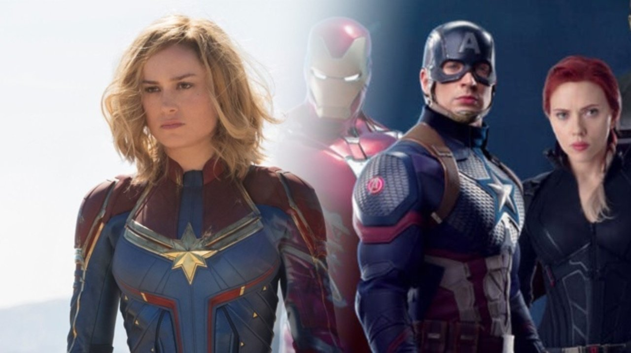 Captain Marvel Box Office Avengers: Endgame