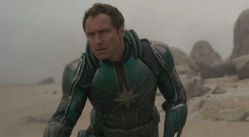 Captain Marvel Sequel Avengers: Endgame