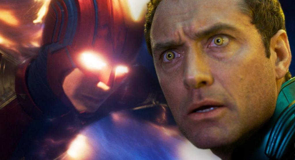 Captain Marvel Theory Supreme Intelligence Carol Danvers