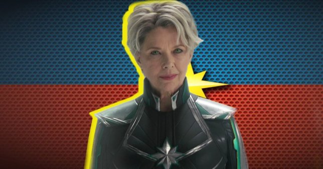 Captain Marvel Directors Mar-Vell
