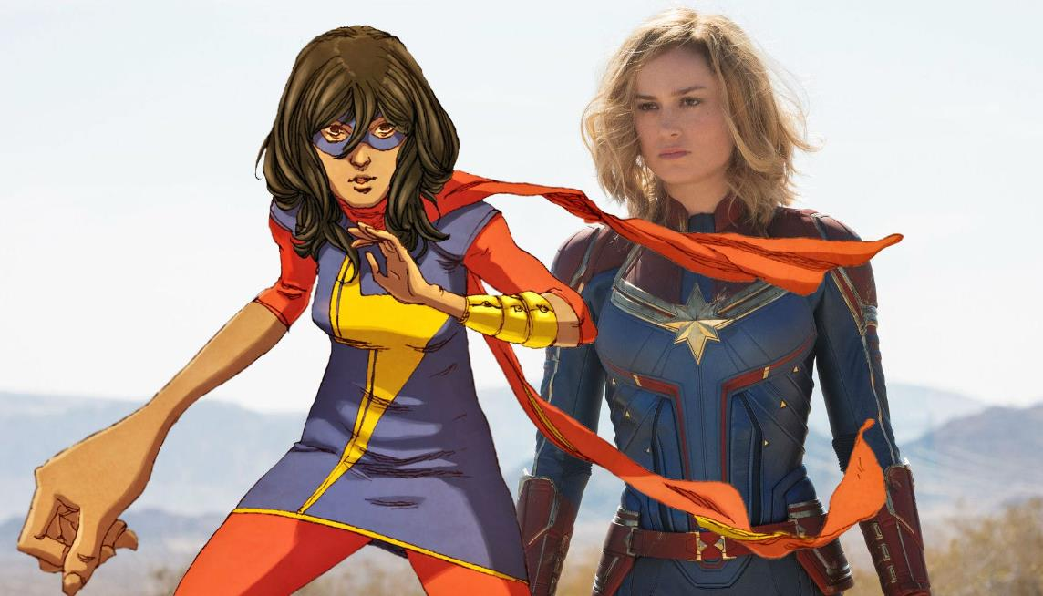 Ms. Marvel Disney+ Series