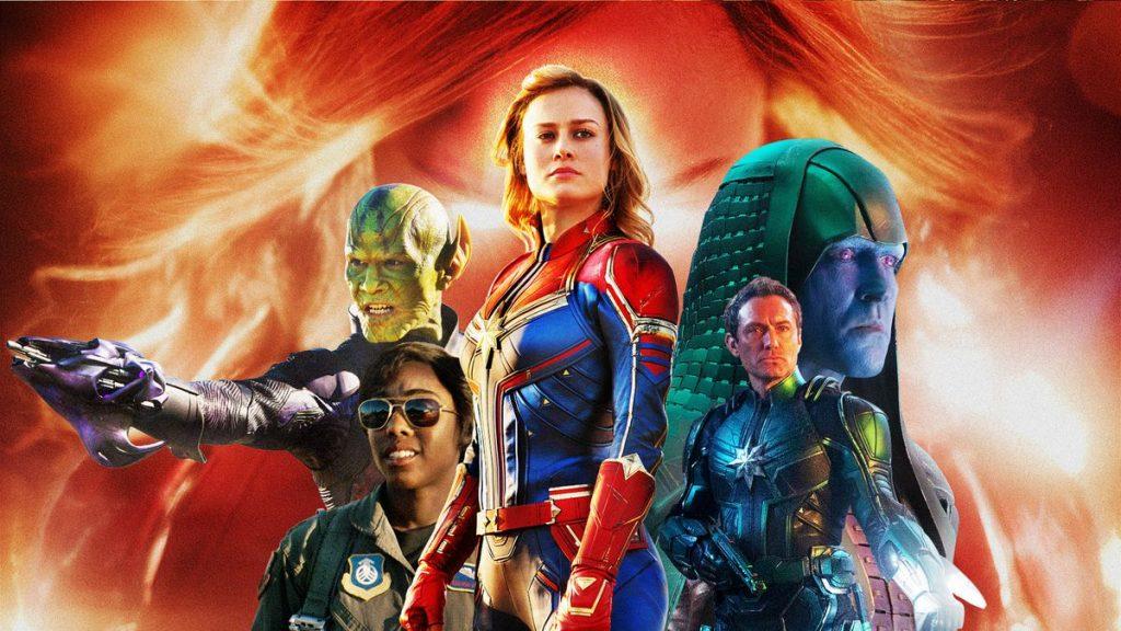 Marvel Studios Artist Reveals an Alternate More Comic Accurate Captain Marvel Suit