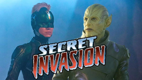 Captain Marvel Secret Invasion