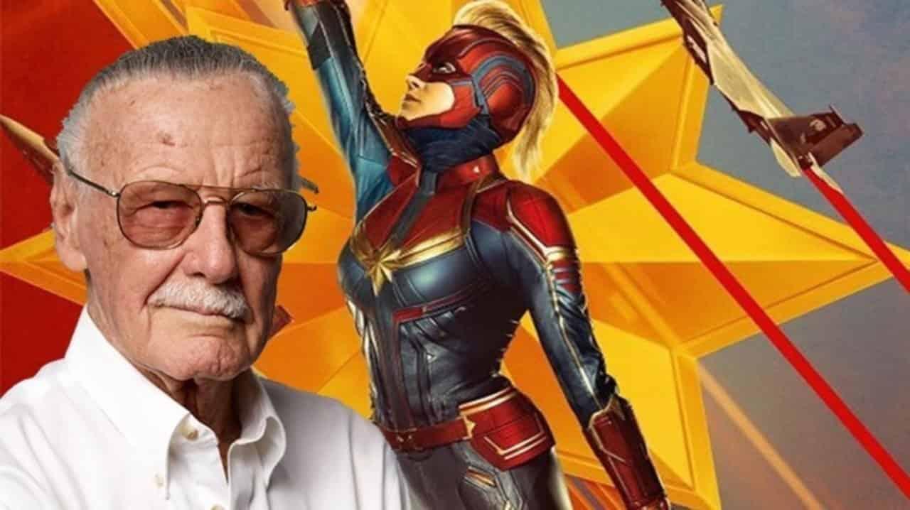 Captain Marvel Stan Lee