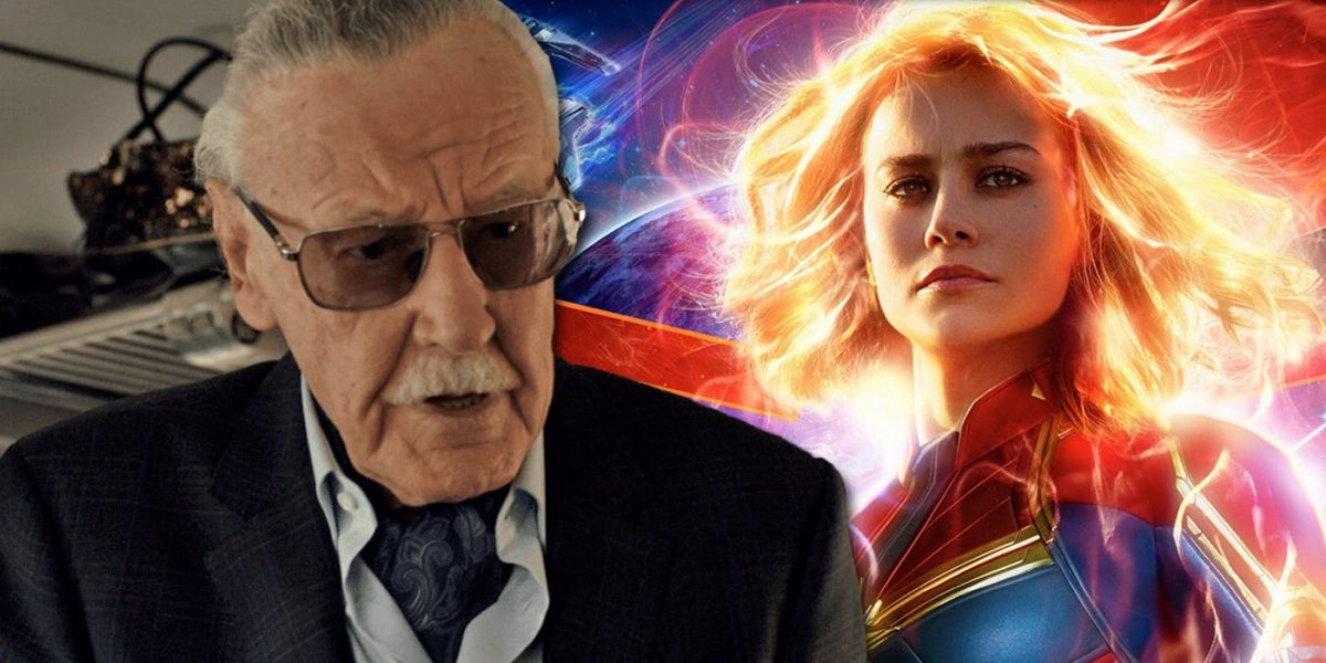 Photo of Captain Marvel – The Amazing Stan Lee Cameo(s) Revealed