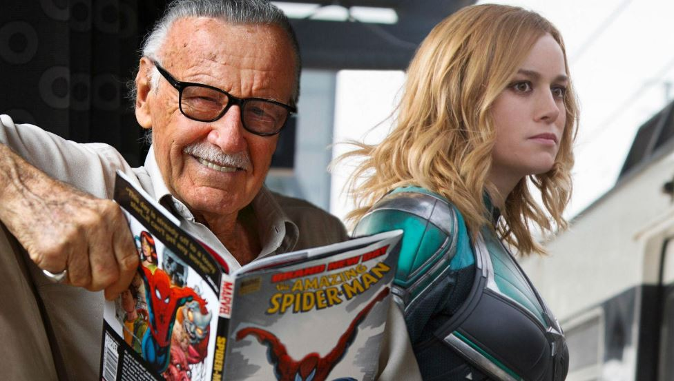 Photo of The Stan Lee Cameo in 'Captain Marvel' Creates a Big MCU Paradox