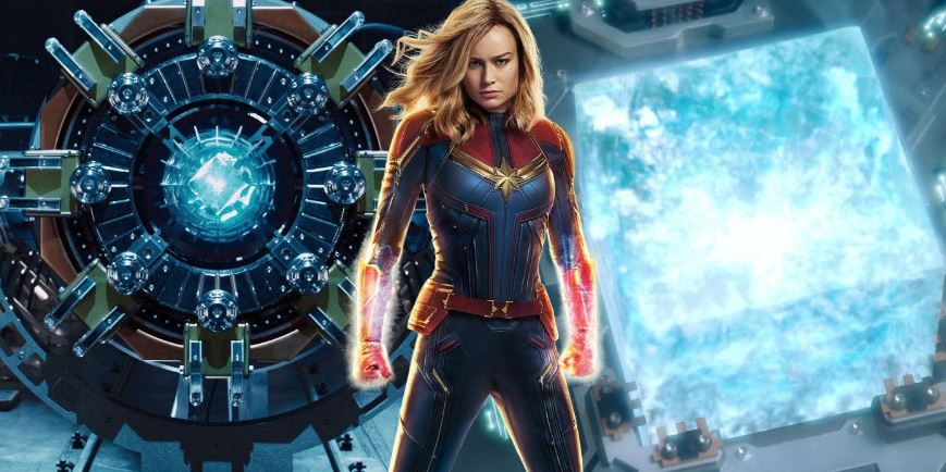 Photo of Captain Marvel Directors Reveal Why Tesseract Was Used in Carol's Origin