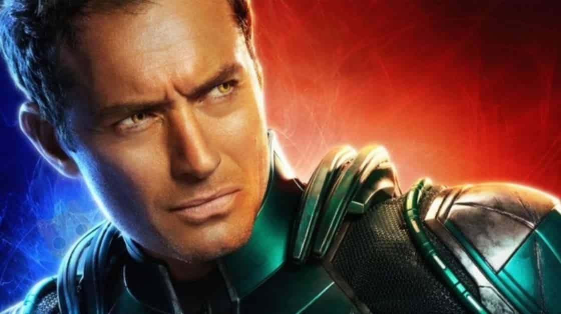 Captain Marvel Post Credits Scene Thor: Ragnarok