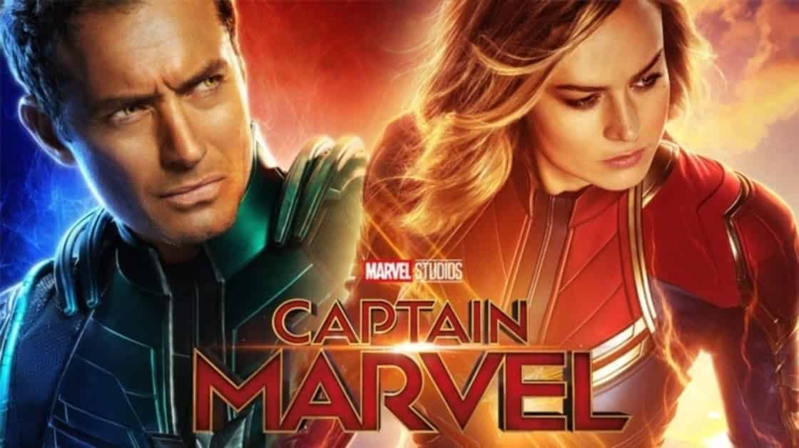 Captain Marvel MTV Movie And TV Awards