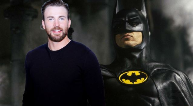 Captain America Chris Evans DC Batman