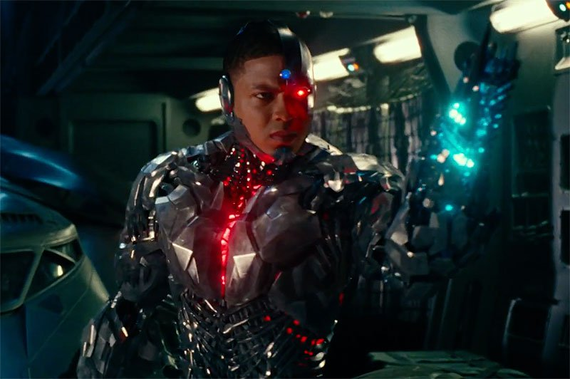 Justice League Ray Fisher Blade MCU