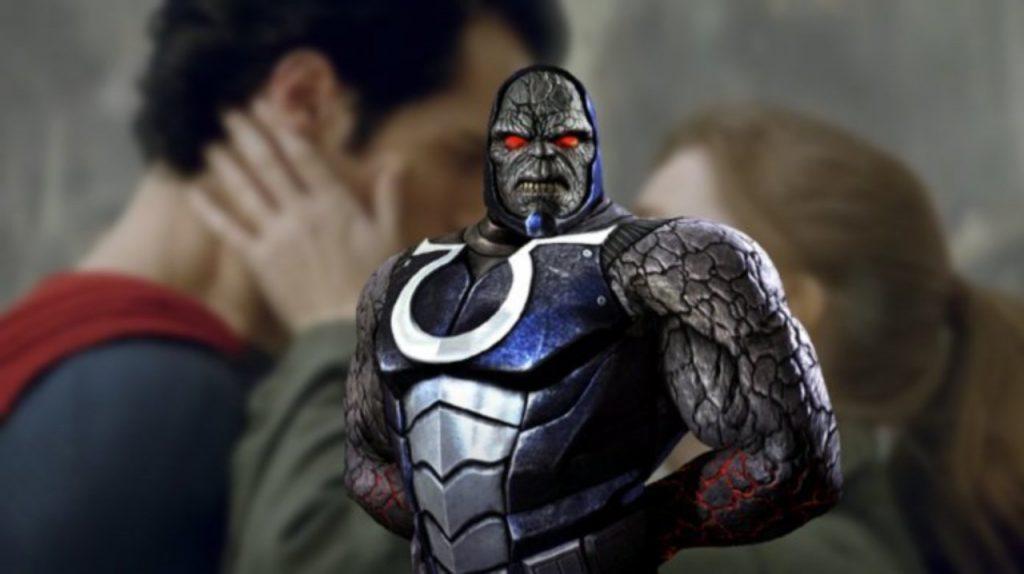 Justice League Darkseid Zack Snyder