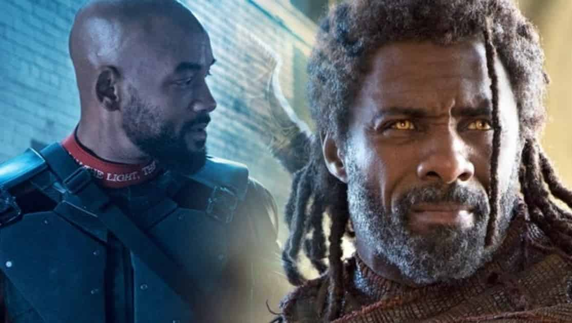 The Suicide Squad Deadshot Will Smith MCU Heimdall Idris Elba