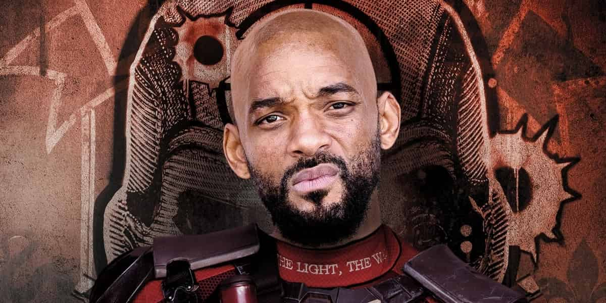 The Suicide Squad Deadshot Will Smith WB