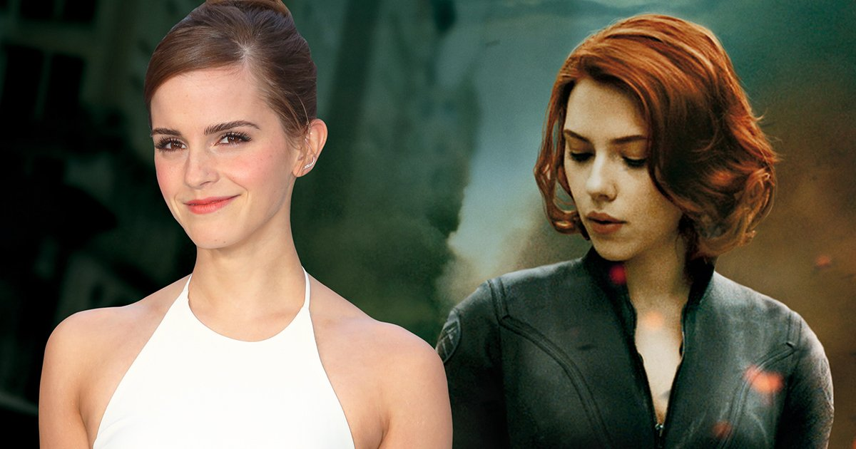 Photo of Harry Potter Star Emma Watson Reportedly Listed as Front Runner in MCU's Black Widow