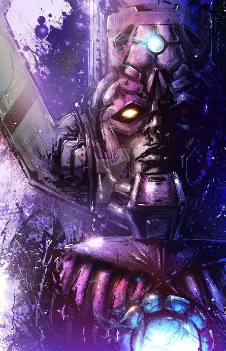 Avengers: Endgame Theory Thanos Galactus