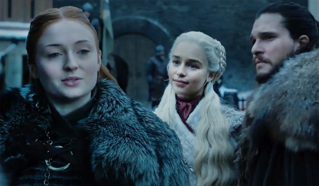 Photo of Daenerys Targaryen Makes Her Way to Winterfell in New Game of Thrones Photos