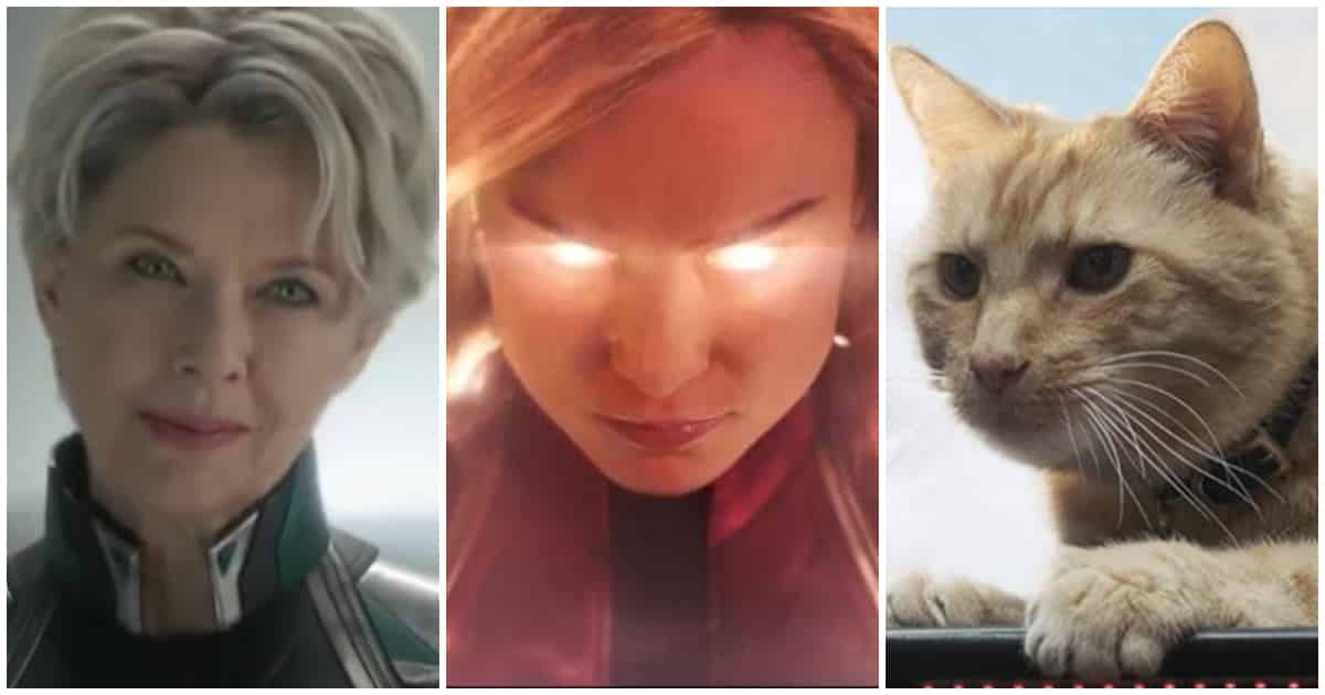 Photo of All The Easter Eggs in Captain Marvel You Probably Missed in The Theatres
