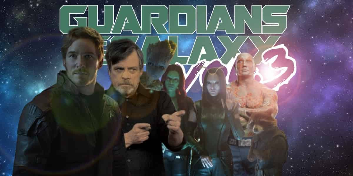 Guardians of the Galaxy Vol 3 Mark Hamill