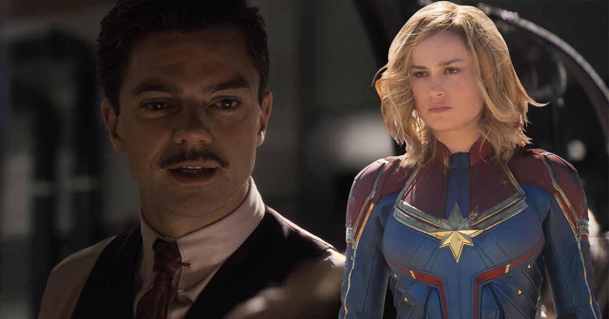 Captain Marvel Howard Stark MCU