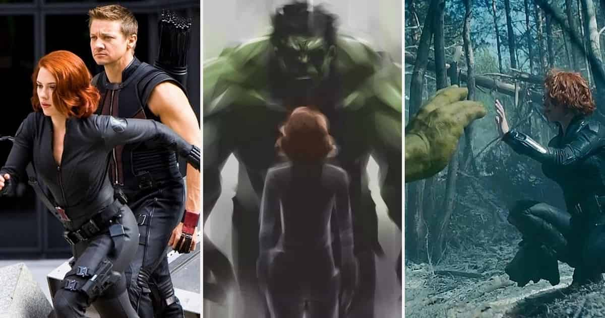 Avengers: Endgame Theory Black Widow