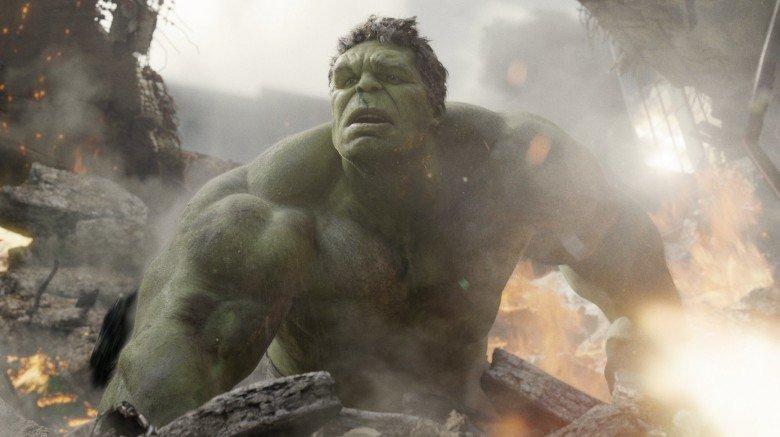 Avengers Endgame Hulk