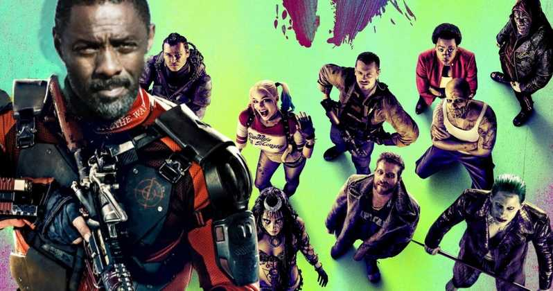 Photo of The Suicide Squad – Will Smith as Deadshot to be Replaced By MCU's Heimdall Idris Elba