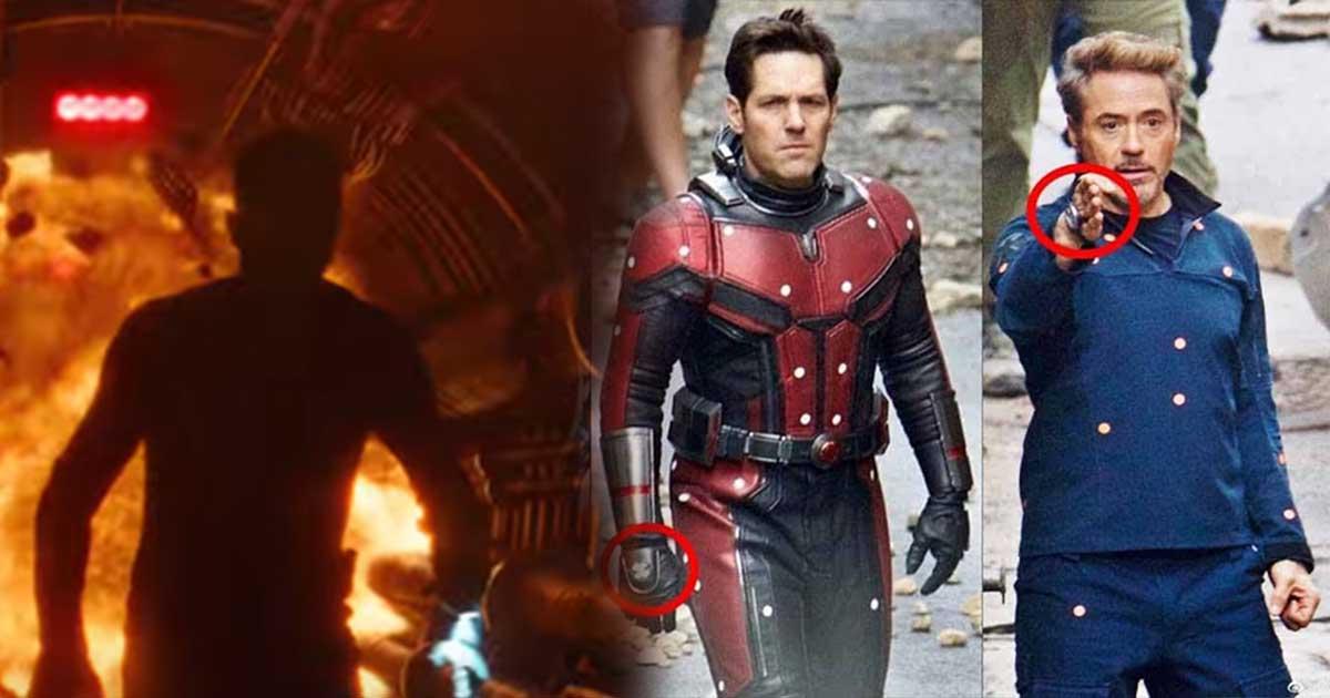 Avengers: Endgame Trailer Wrist Watch