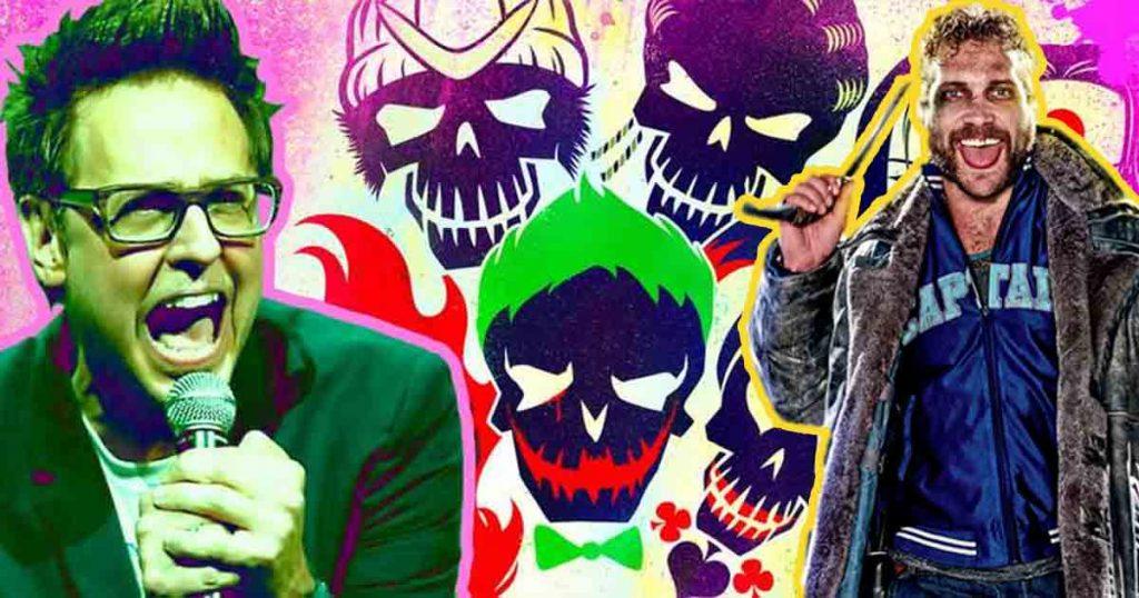 The Suicide Squad James Gunn Jai Courtney Captain Boomerang