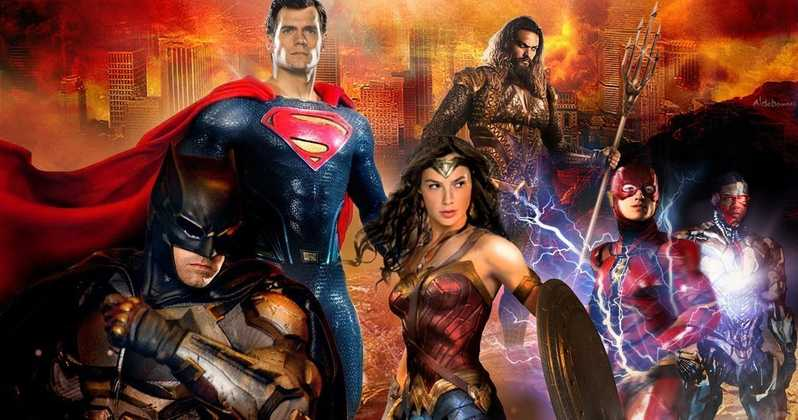 Justice League Snyder Cut Lois Lane Darkseid