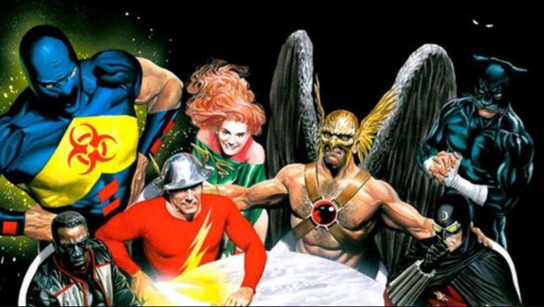 Justice Society of America Movie Warner Bros.