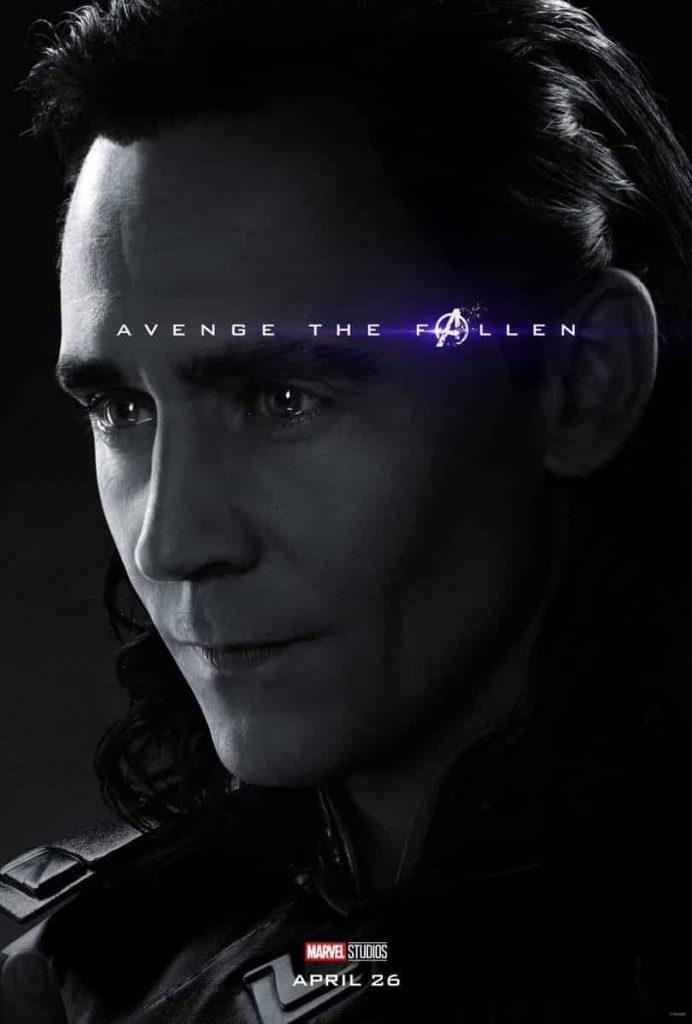Avengers: Endgame Character Posters Marvel