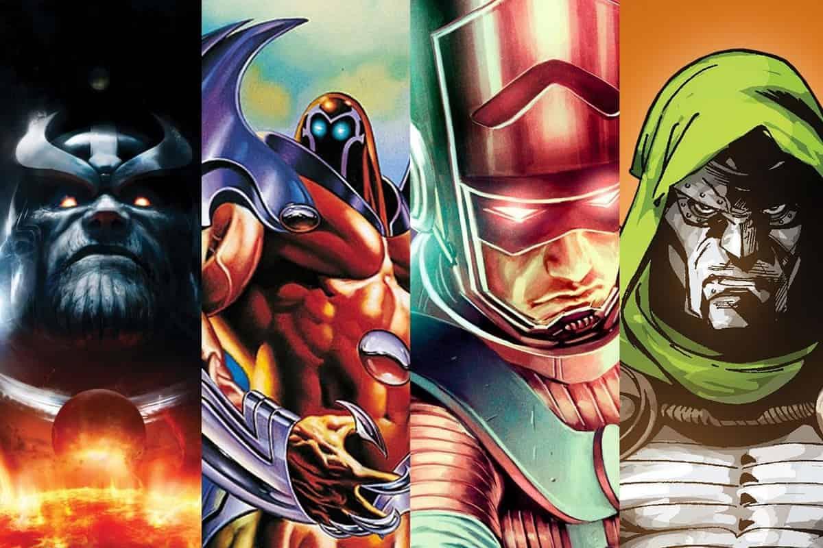 Captain Marvel Thanos MCU