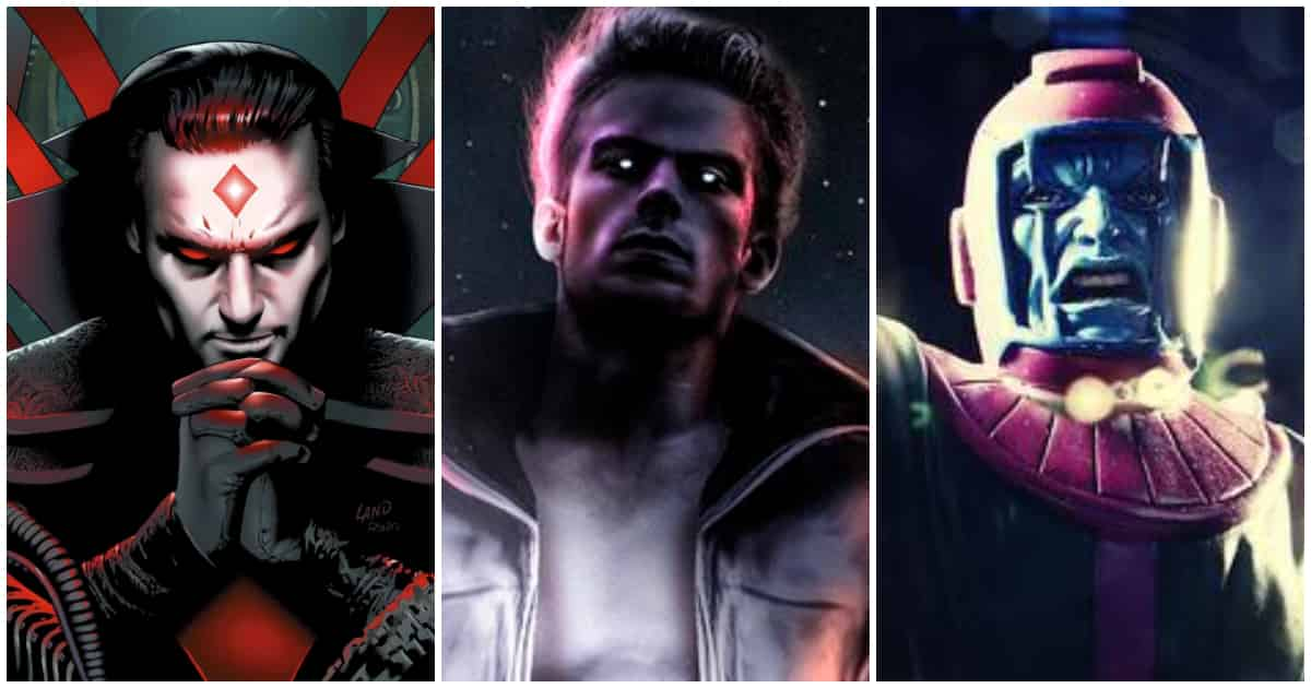 Photo of 10 Marvel Villains Yet to Appear in Movies And The Actors' Best Suited to Play Them
