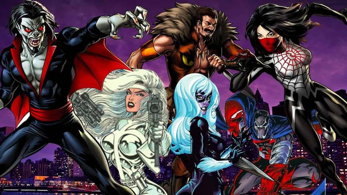 Morbius Jared Leto Spider-Man Villains