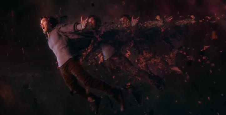 Captain Marvel Doctor Strange