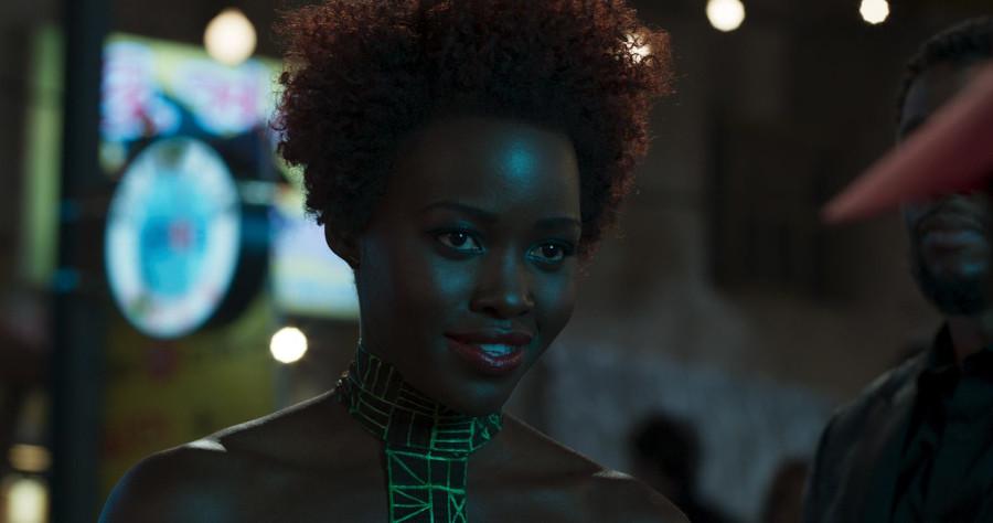 James Bond 25 Black Panther Lupita Nyong'o