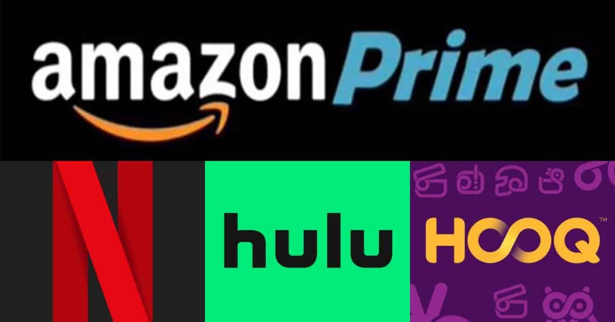 Netflix vs Hulu vs Amazon Prime vs HOOQ Hulu and Disney+ Maybe Combined Into A Single Streaming Service