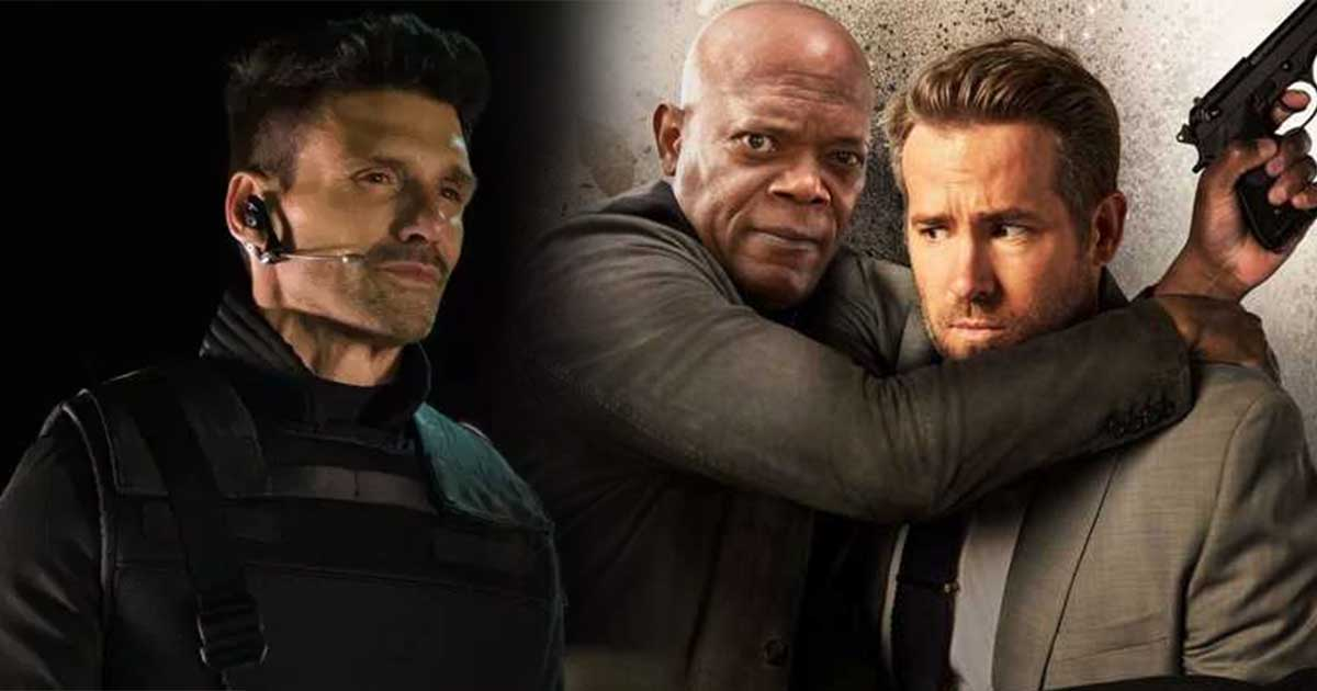 Photo of Captain America Star Frank Grillo Joins Ryan Reynolds For 'The Hitman's Bodyguard' Sequel