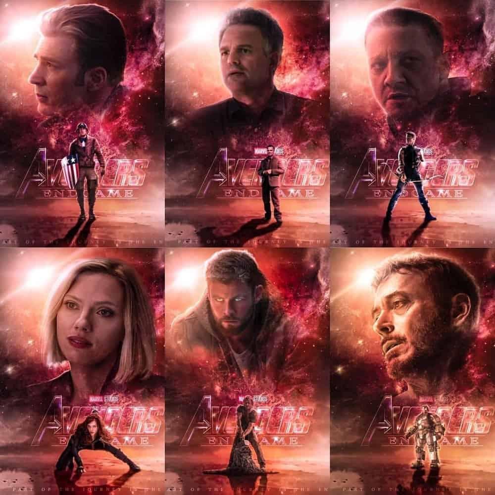 Avengers: Endgame Infinity War Valkyrie