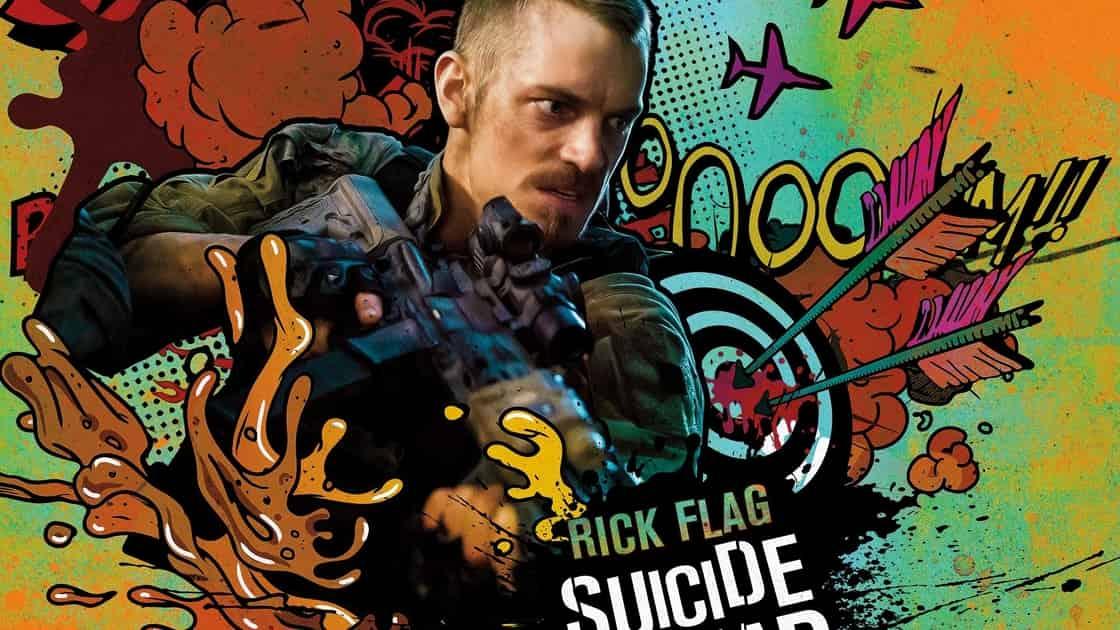 The Suicide Squad Deadshot Will Smith MCU Heimdall Idris Elba