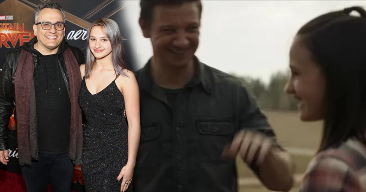 Photo of Avengers: Endgame – Is Joe Russo's Daughter Playing Hawkeye's Daughter?