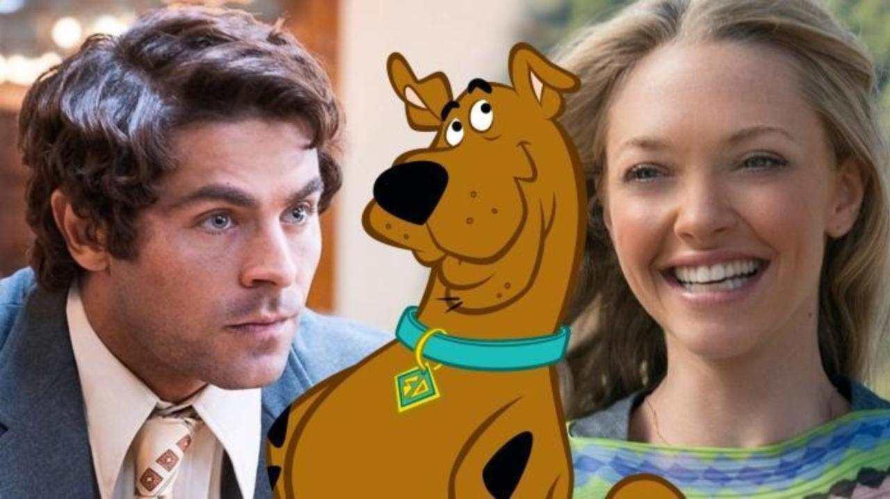 Photo of Scooby-Doo Reboot Casts Zac Efron and Amanda Syfried to Play Fred & Daphne